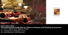 Inter-tabac 2013 The International Trade Fair for Tobacco Products and Smoking Accessories 도르트문트 담배 및 흡연 액세서리 박람회