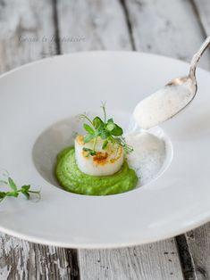 Sushi Recipes, Seafood Recipes, Gourmet Recipes, Cooking Recipes, Gourmet Desserts, Gourmet Foods, Gourmet Appetizers, Gourmet Food Plating, Food Plating Techniques