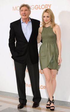 Rachel McAdams ......Jules Standish and Harrison Ford as Hank Standish, Sr.