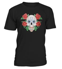 """# Day of the Dead Sugar Skull and Roses .  GET YOURS NOW!!!*HOW TO ORDER?1. Select style and color2. Click """"Buy it Now""""3. Select size and quantity4. Enter shipping and billing information5. Done! Simple as that!Tags:father and son t shirts matalan father https://www.fanprint.com/stores/barbie-doll?ref=5750"""