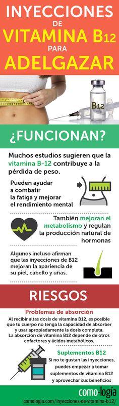 Inyecciones para bajar de peso naturales dietas