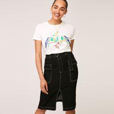 5c3e3808d3 Women's Premium Clothing Collection | Women's Fashion | Tu clothing.  Printed TeesDenim SkirtJean ...