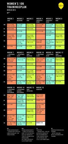 SPORTVERGNÜGEN – Fit für den Lauf: die richtigen Klamotten & Trainingsplan