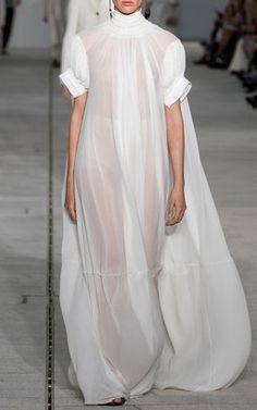 Sheer Dress by Jil Sander