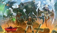 Luta ao lado do mal em Inferno Legend, um MMORPG onde os jogadores assumem o papel de heróis do mal e devem conquistar a humanidade.