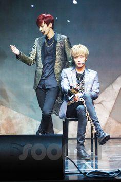 Chunji + Niel | Teen Top