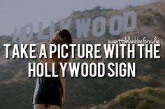 Here are some really cute photo's I found online of some of the things I wish to do before I die..                                          ...
