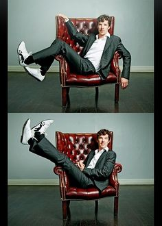 Benedict Cumberbatch Presents A Sherlock Holmes Story. Gotta love the man ; Sherlock 3, Benedict Cumberbatch Sherlock, Sherlock Quotes, Johnlock, Tom Hiddleston, Sherlock Holmes Stories, Benedict And Martin, Mrs Hudson, 221b Baker Street
