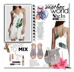 """shein"" by newoutfit ❤ liked on Polyvore featuring Zimmermann and Avon"