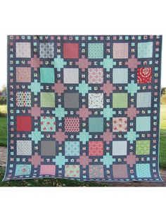 Interesting Layer Cake Quilt Patterns Layer Cake Quilt Patterns - This Interesting Layer Cake Quilt Patterns wallpapers was upload on December, 1 2019 by admin. Here latest Layer Cake Quil. Layer Cake Quilt Patterns, Layer Cake Quilts, Scrap Quilt Patterns, Beginner Quilt Patterns, Quilting For Beginners, Quilting Stitch Patterns, Quilting Designs, Charm Quilt, Easy Quilts