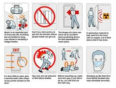 evacuation instruction - Google Search