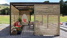 Step-by-step to a DIY garden pergola   Stuff.co.nz
