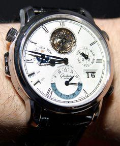 Glashutte Original Grande Cosmopolite Watch Hands-On