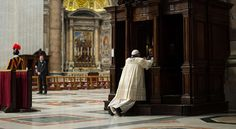 Pope Francis announces Year of Mercy