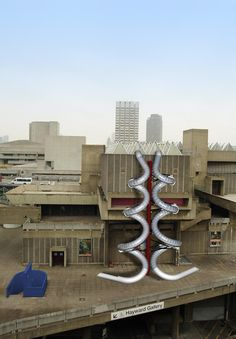 A pair of giant slides are making their way to London as part of the Southbank Centre's forthcoming survey of contemporary artist Carsten Höller's work.