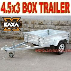 Atv Accessories To Make That Next Flight Memorable – The Towing Guide Box Trailer, Small Trailer, Utility Trailer, Passengers Trailer, Atv Trailers, Atv Accessories, Used Boats, How To Memorize Things