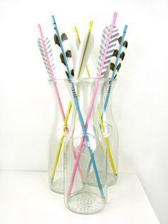 Pastel Arrows in Sof