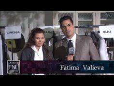#FNL presents Fatima Valieva and her runway show. #confident, #combative, #strong #woman #FW14 @Camera Nazionale della Moda Italiana