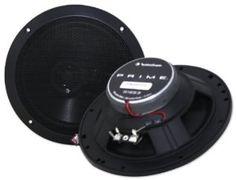 "Rockford Fosgate R1653 6.5-Inch Prime Series 3 Way 160 Watt Full-range Car Speakers by Rockford Fosgate. $39.99. Brand New ROCKFORD FOSGATE R1653 6.5"" Prime Series 3 Way 160 Watt (Pair) Full-Range Car Speakers w/ Foam Surround Features:  1/2"" (13mm) mylar balanced dome tweeter Foam surround Mica-injected polypropylene cone Stamped steel basket"