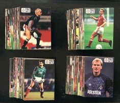 PRO SET FOOTBALLERS 199-921 (VG -EXCELLENT) COMPLETE SET OF230 CARDS -1991 ISSUE Collectible Cards, The Unit, Best Deals, Ebay