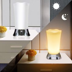 Cordless Battery Operated Lamps for Home Tables Bathroom With Motion Sensor, Small Kitchen Table Lamps, Decorative Night Lights for Bedroom Living Room Hallway, Soft Glow Lamps for Baby Room(set of Small Kitchen Tables, Kitchen Desks, Decorative Night Lights, Decorative Lamps, Small Baby Cribs, Battery Operated Table Lamps, Baby Room Set, Kitchen Island Lighting Modern, Glow Lamp