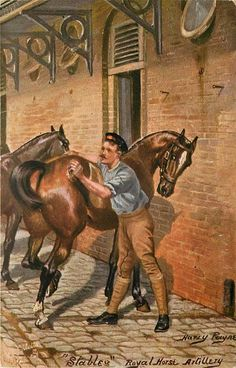 """STABLES"" ROYAL HORSE ARTILLERY"