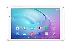 Huawei MediaPad T2 10.0 Pro Wi-Fi model [White](WIFI ONLY)(Japan Import-No Warranty). Liquid crystal size: 10.1 inches Screen resolution: 1920 x 1200 CPU: MSM 8939 Memory: 2 GB Recording capacity: 16 GB Card slot: microSD card Wireless: IEEE 802.11a / b / g / n / ac SIM: X Bluetooth: Bluetooth 4.1 OS: Android 5.1 ※ The version may be different depending on shipping time Weight: 495 g Size: 259.1 x 8.5 x 156.4 mm.