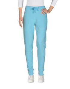 FRED PERRY Women's Casual pants Turquoise XL INT