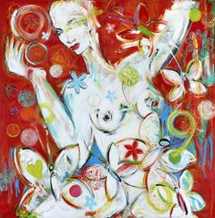Kerstin Leicher, kerstin leicher A R T on ArtStack Artist, Artwork, Painting, Work Of Art, Auguste Rodin Artwork, Artists, Painting Art, Artworks, Paintings