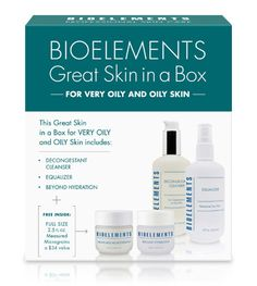I will never use anything else but BioElements Truest of statements - this is a fabulous line.