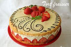 Retete Culinare - Tort fraisier