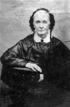 Elizabeth J Cooke (1792-1868), resided in Fulton county, Illinois