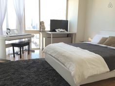 Check out this awesome listing on Airbnb: Luxury Condo Bedroom & Private Bath - Apartments for Rent in New York