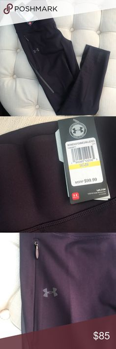 💜 purple Under armour ankle cut pants 💜 💜 purple under armour ankle cut pants 💜 Size Medium  Brand new with tags  This is the exact item you will get   I ship the same day as purchased as long as The post office is open   Experienced seller and shipper   My ratings speak for themselves ♥️ Under Armour Pants Ankle & Cropped