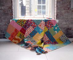In love with this quilt