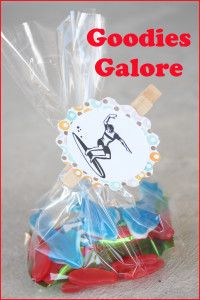 Party Goodie Bag ideas/party favors More