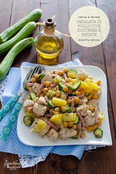 Healthy Recipes, Snack Recipes, Healthy Food, Vegetable Dishes, Wine Recipes, Pasta Salad, Italian Recipes, Food And Drink, Meals