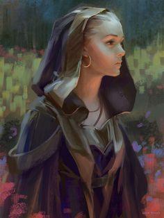 """Cloak"" by Wildweasel339 // DeviantART.com"