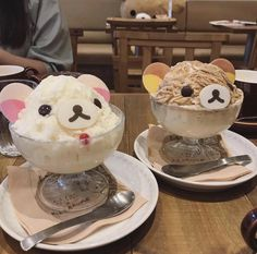 ♥ The Cutest Monthly Kawaii Subscription Box ♥ Receive cute items from Japan & Korea every month ♥ Cute Desserts, Delicious Desserts, Dessert Recipes, Yummy Food, Cute Baking, Kawaii Dessert, Think Food, Cafe Food, Aesthetic Food
