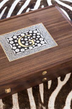 The Backgammon Board Solid Brass, Bespoke, Boards, Interior, Beautiful, Taylormade, Planks, Indoor, Interiors