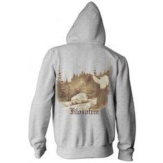 Burzum: Filosofem 2 (Hanorac cu fermoar) Metalhead, Hoodies, Sweaters, Fashion, Moda, Sweatshirts, Fashion Styles, Fasion, Sweater