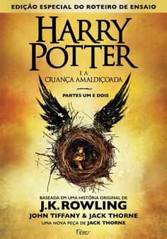 Harry Potter e A Criança Amaldiçoada - Parte Um e Dois - Capa Dura
