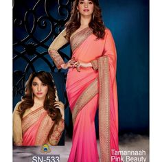 Buy stylish bollywood saree sn 533 by undefined, on Paytm, Price: Rs.2650?utm_medium=pintrest