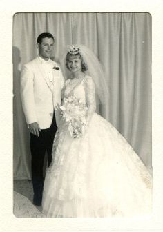1960's newlyweds Joan and Ray