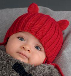 Crochet Baby Boy Bonnet Ravelry New Ideas Crochet Mittens Free Pattern, Diy Crochet And Knitting, Baby Hats Knitting, Afghan Crochet Patterns, Knitting For Kids, Knitted Hats, Knitting Patterns, Crochet Slippers, Baby Boy