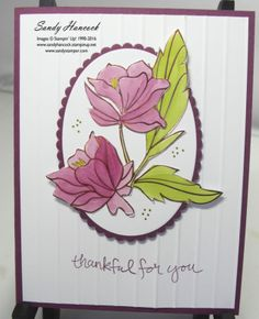 I saw several posts that got my creative juices flowing for this Springtime Foils Specialty Designer Series Paper (DSP). The format is simple! It does take a little time to cut out the flowers and dec Foil Paper, Paper Cards, Diy Cards, Your Cards, Stamping Up Cards, Card Making Inspiration, Card Sketches, Flower Cards, Greeting Cards Handmade