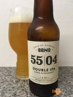 Brew By Numbers – 55 04 DIPA Citra & Ekuanot