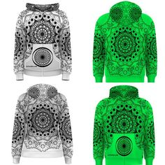 Sneak peak into the Mandala Cosmic Pizza collection coming soon to the site...