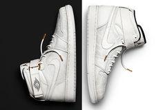 "Just Don x Air Jordan 1 High Strap ""Black History Month"""