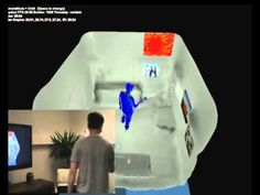 Augmenting Indoor Spaces Using Interactive Environment-aware Handheld Projectors - Microsoft Research
